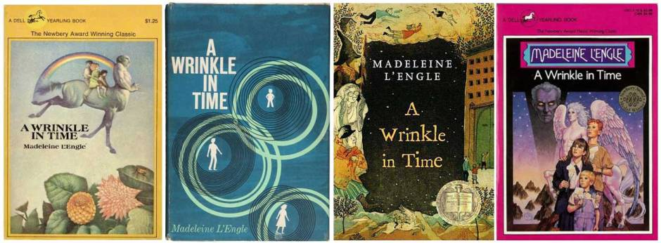 WrinkleInTime_covers