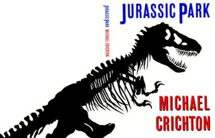 BookCovers-JurassicPark1990FullBookCover
