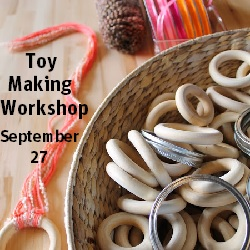 Sept. Toy Making Workshop