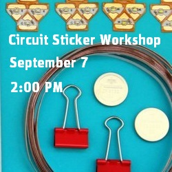 Circuit Sticker 2