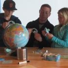 Solar Motion Model Making