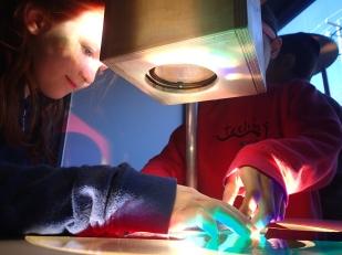 Light Lab Immersive Exhibit Environment
